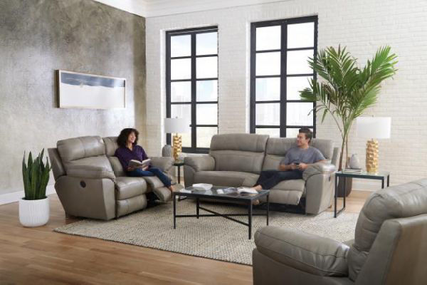 Picture of Costa Putty - Reclining Sofa