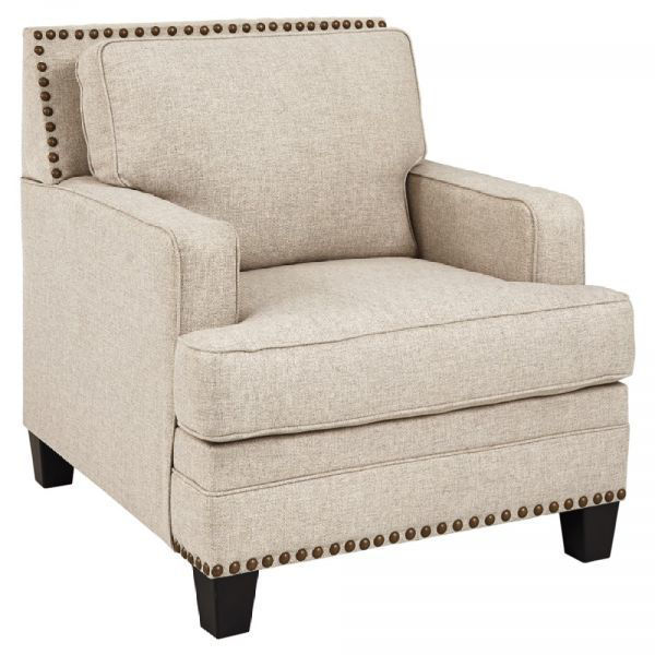 Picture of Claredon - Linen Chair
