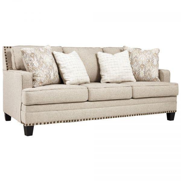 Picture of Claredon - Linen Sofa