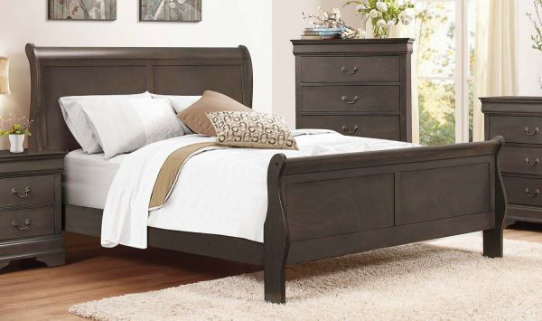 Picture of MAYVILLE GRAY QUEEN BED