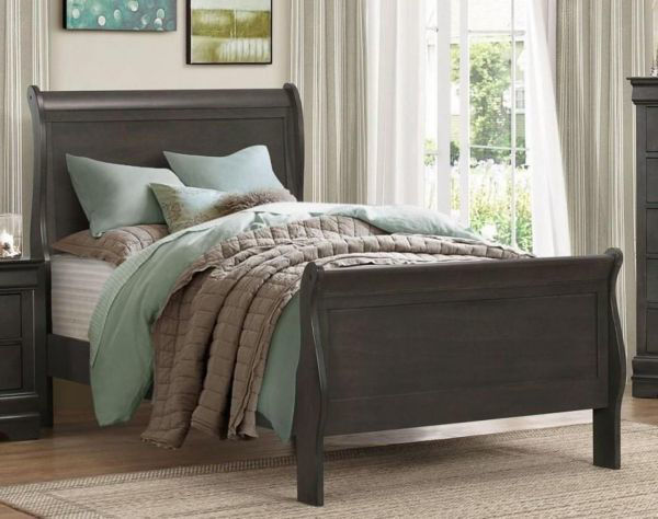 Picture of MAYVILLE GRAY TWIN BED