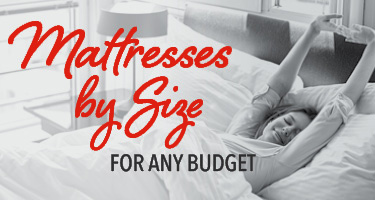 Mattresses by size for any budget