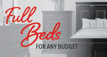 Full beds for any budget