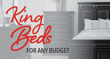 King beds for any budget