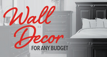 Bedroom wall decor for any budget