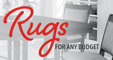 Dining rugs for any budget
