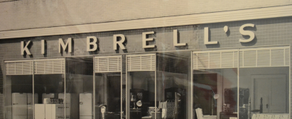 Kimbrell's Store Front 1940s